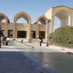 کف دکوراتیو در محوطه اداره دولتی استان یزد